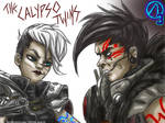 Tyreen and Troy - Borderlands 3 (rough practice)