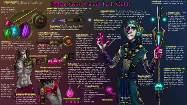 Seb's Tech Guide (Spoilers)