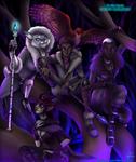 The Oathbreaker's Harem
