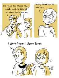 Star Trek - Strange New dumb comics #20 by Grandkhan