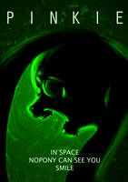 SciFi Horror-Pony by doubleWbrothers