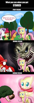 Be stared by doubleWbrothers