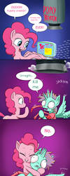 Pinkie's OC by doubleWbrothers