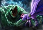 Twilight to battle