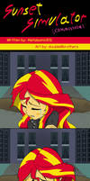 Sunset Shimmer Simulator