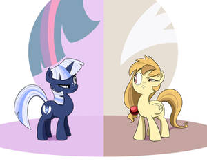 COM Silverlay and Alice