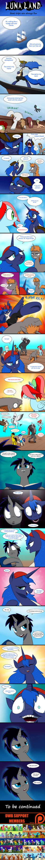 Luna Land Episode 2.0 by doubleWbrothers