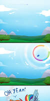 Rainbow Dash Simulator Part 1