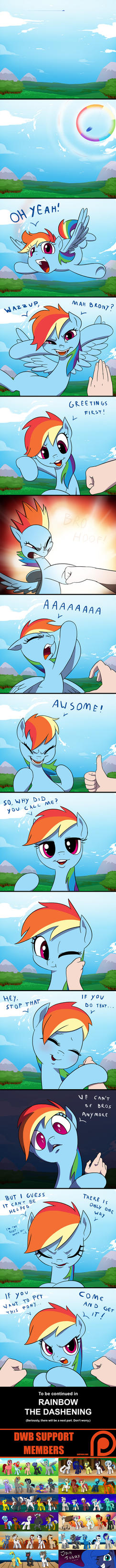 Rainbow Dash Simulator Part 1 by doubleWbrothers