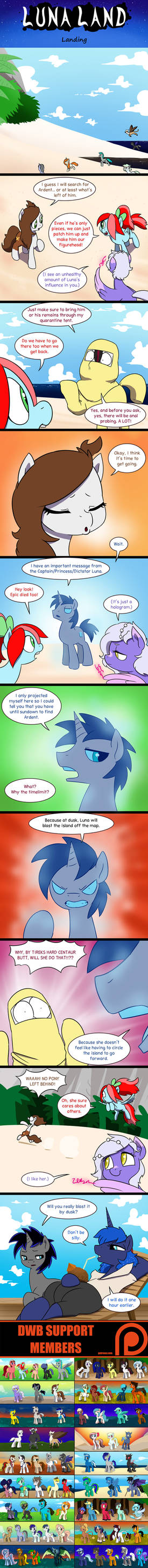 Luna Land Episode 9.0 by doubleWbrothers