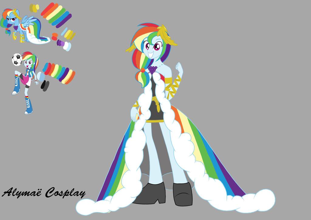 rainbow dash gala dress - photo #14