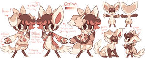 1, 2, onionmeal by exitoricanBean
