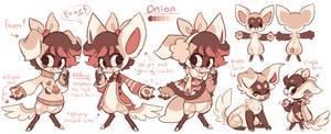 1, 2, onionmeal