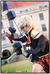 Seven from Final Fantasy Type - 0