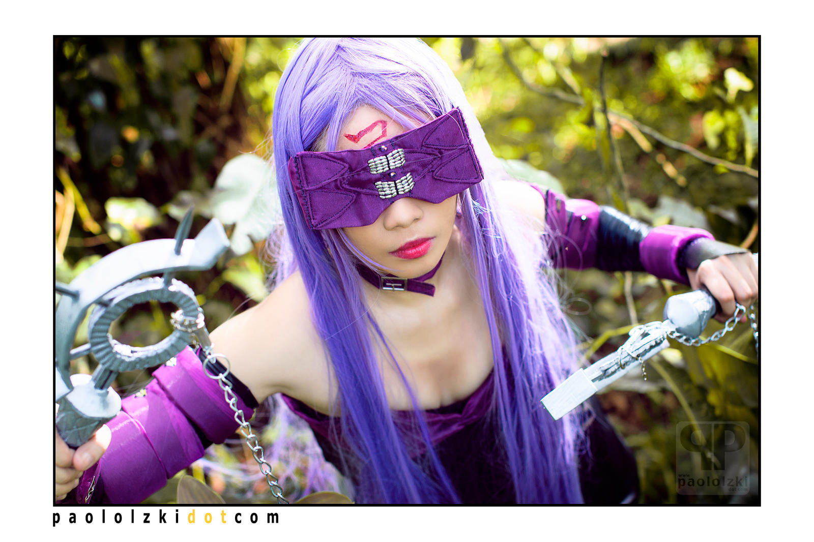 Rider - Fate Stay Night 02 by emptyfilmroll
