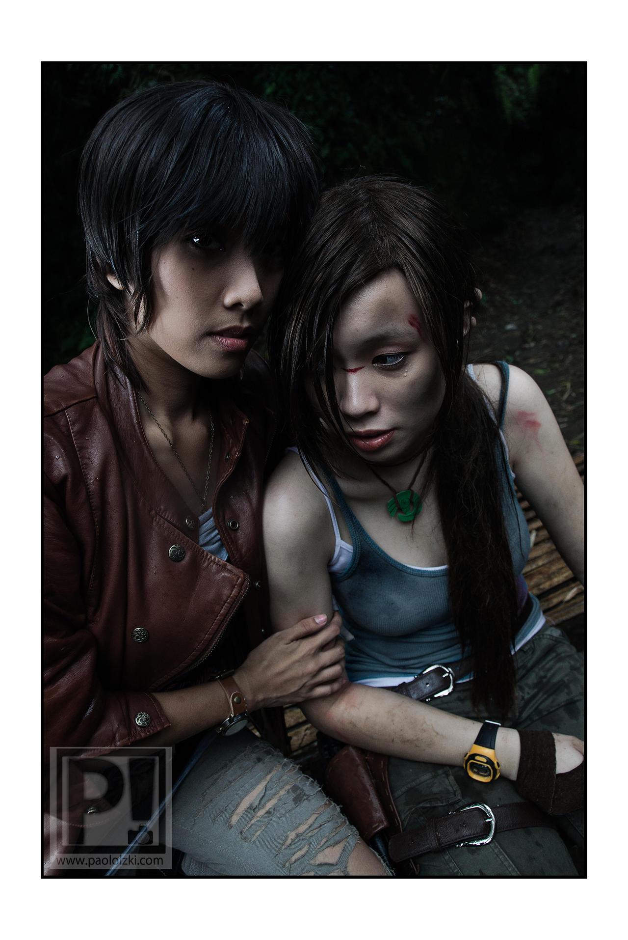 Lara Croft : Survivors by emptyfilmroll