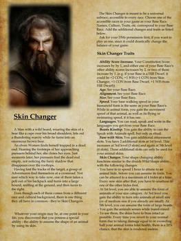 Skin Changer