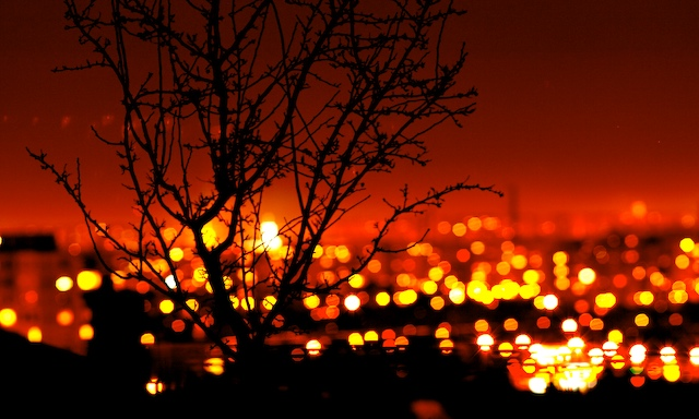 City Lights by zifengw