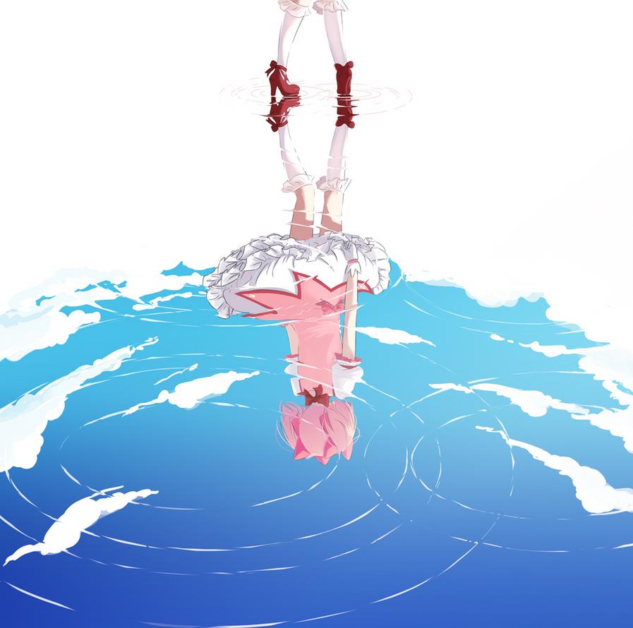 Madoka by Maruta-chan6