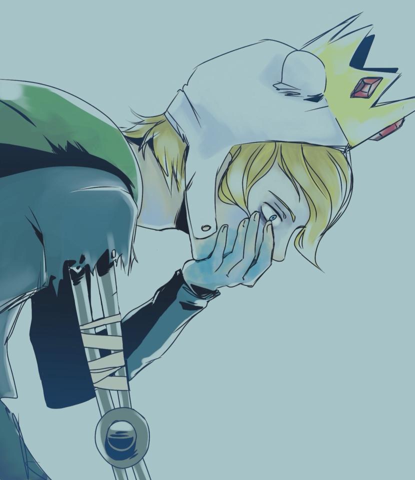 Oh finn... by Maruta-chan6