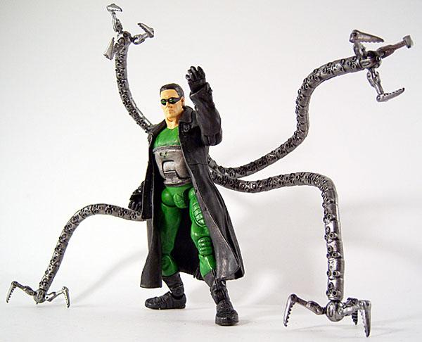 Custom Doctor Octopus action figure by firebladecomics on ...
