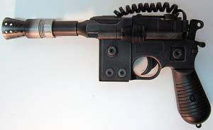 Star Wars Merr-Sonn Power 5  Blaster Pistol by firebladecomics