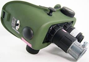 Custom Ghostbuster Ecto Goggles by firebladecomics