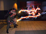 Suncoast Ghostbusters Cosplay FX Shot