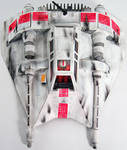 Rebel Snowspeeder Scale Model