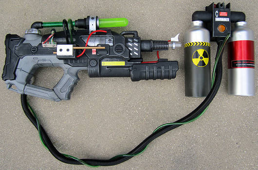 Ghostbusters Proton Rifle