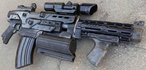 Custom Destroyer Gun version 2