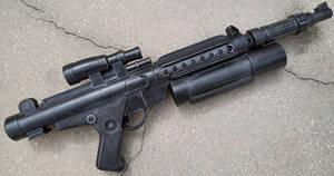 Custom Star Wars style Blaster Rifle