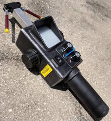 Custom Real Ghostbusters style PKE Meter prop