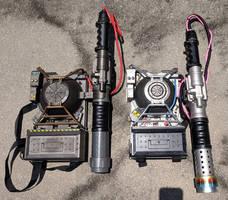 Custom Ghostbusters 2016 Reboot Proton Pack
