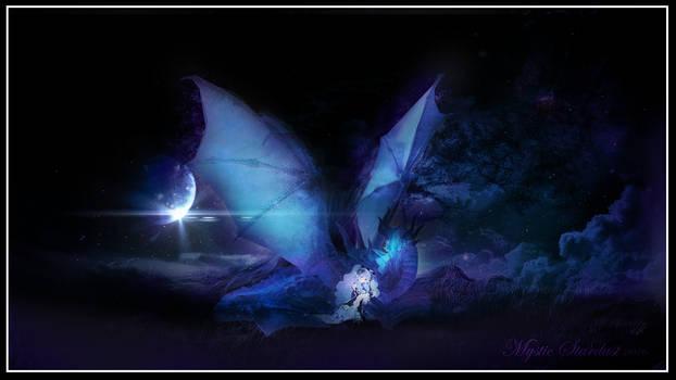 MMD Stardust Dragon
