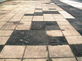 29. Floor - Pavestones by nexus35-Stock