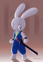 Hoppy by Kiminukii