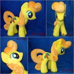 Carrot top Plush Pony