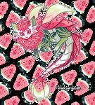 [CLOSED] Watermelon Catshrimp Adopt