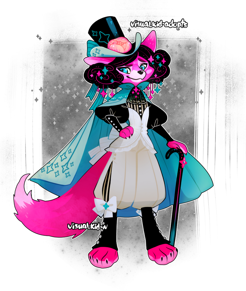 [OPEN]  Neo-aristocrat Adopt auction by visualkid-adopts
