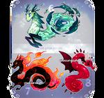 [OPEN 1/3] Set price adoptable creatures