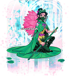 [CLOSED] Set price adopt - Water lily ninja