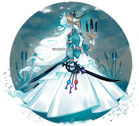 [CLOSED] Adopt auction - Wandering ghost