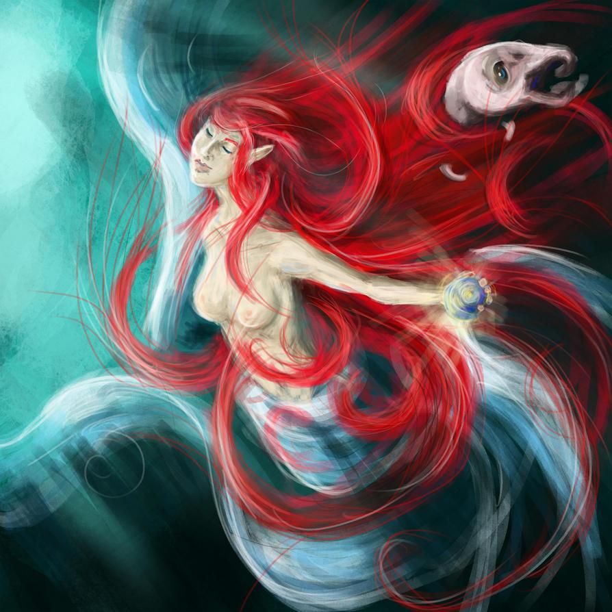 I'm not a mermaid by LonelyFerret