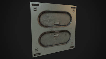 [PBR] KotOR - Endar Spire Wall Texture by InsanitySorrow