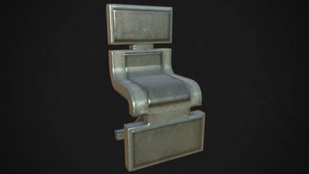 [PBR] KotOR - Chair 02 by InsanitySorrow
