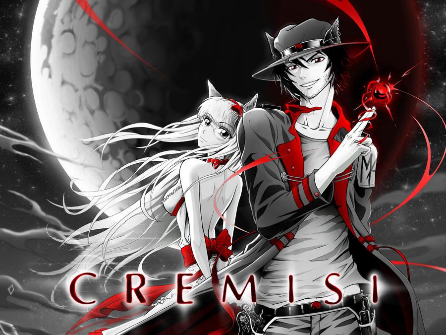 CREMISI Issue 1 Kickstarter by SayakoRush