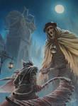 Hunter VS Yharnam
