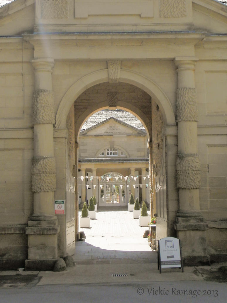 Harewood house uk by vickiedesigns for Harewood house garden design