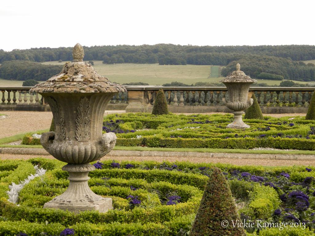 Terrace harewood house uk by vickiedesigns on deviantart for Harewood house garden design